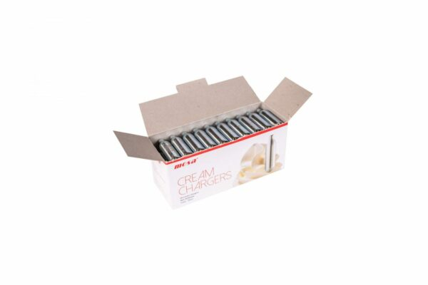 Cargadores de Nata Mosa - Caja 50 piezas